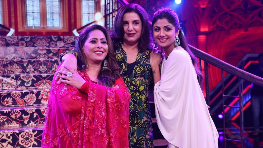 Farah Khan on 'Guru Shishya Special' episode of Super Dancer Chapter 3 3