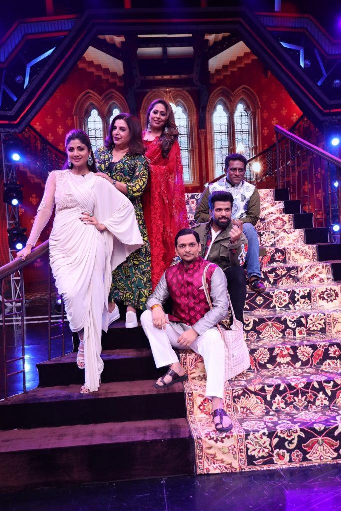 Farah Khan on 'Guru Shishya Special' episode of Super Dancer Chapter 3