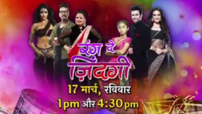 From amazing performances to funny games, Colors' Holi event to be star-studded!