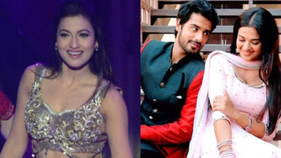 Gauahar Khan's 'sizzling dance performance' at Dhanak's 'muh-dikhayi' ceremony in Gathbandhan