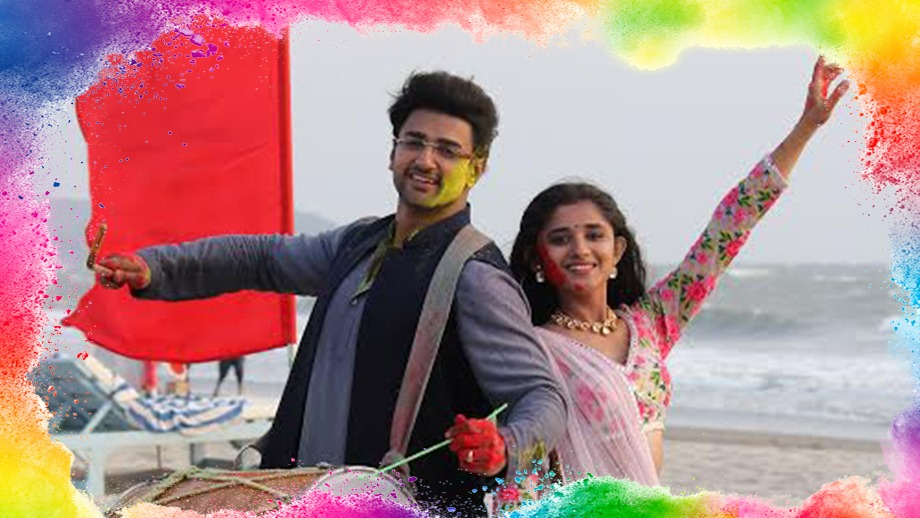 Guddan… Tumse Na Ho Payega leads Nishant and Kanika request fans to play safe Holi