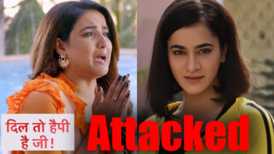 Happy to be ATTACKED by Sanya's men in Star Plus' Dil Toh Happy Hai Ji