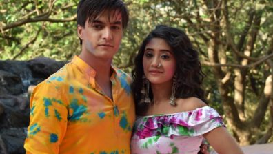 Holi Celebration on Yeh Rishta Kya Kehlata Hai and Yeh Rishtey Hai Pyaar Ke 12