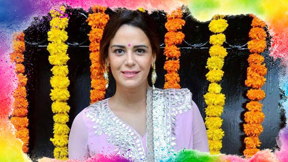 Holi is one of my favourite festivals: Mona Singh