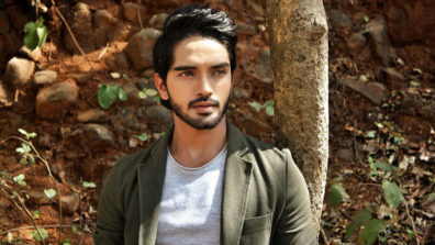 I am growing if I am able to outdo myself: Harsh Rajput