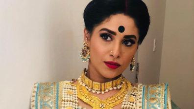 I don't see any cold war between Erica and Hina on the set of Kasautii Zindagii Kay: Shubhaavi Choksey