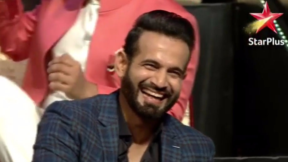 Irfan Pathan sings the IPL Anthem on The Voice