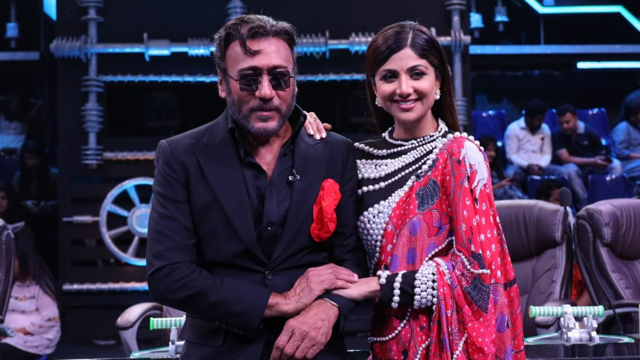 Jackie Shroff graces the set of Super Dancer Chapter 3 5