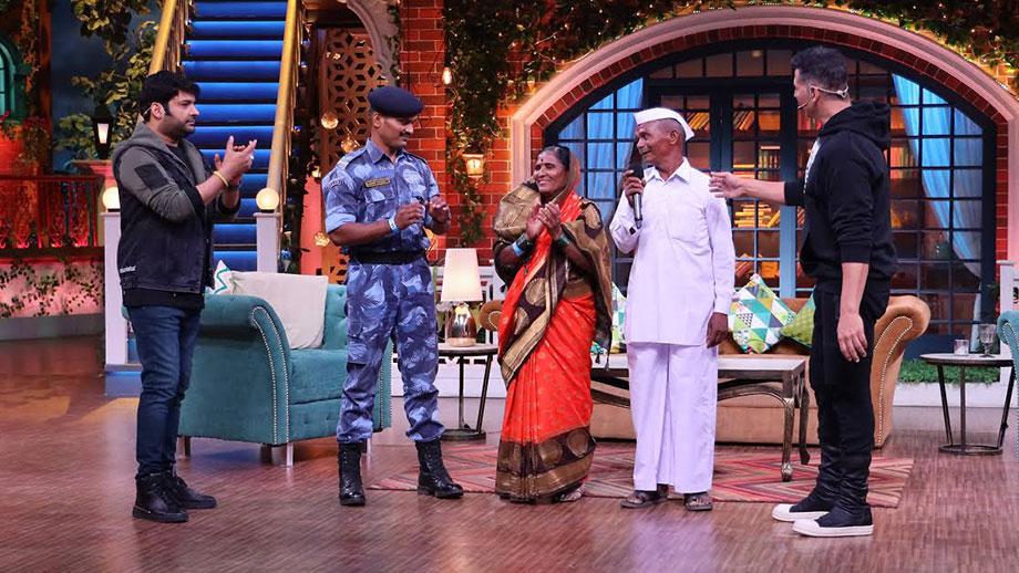 Kapil Sharma hosts CRPF jawans on The Kapil Sharma Show