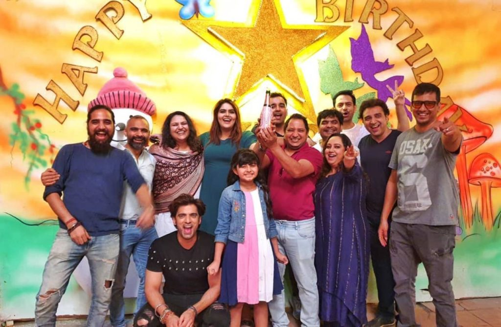 Kulfi Kumar Bajewala team celebrates one year completion 2