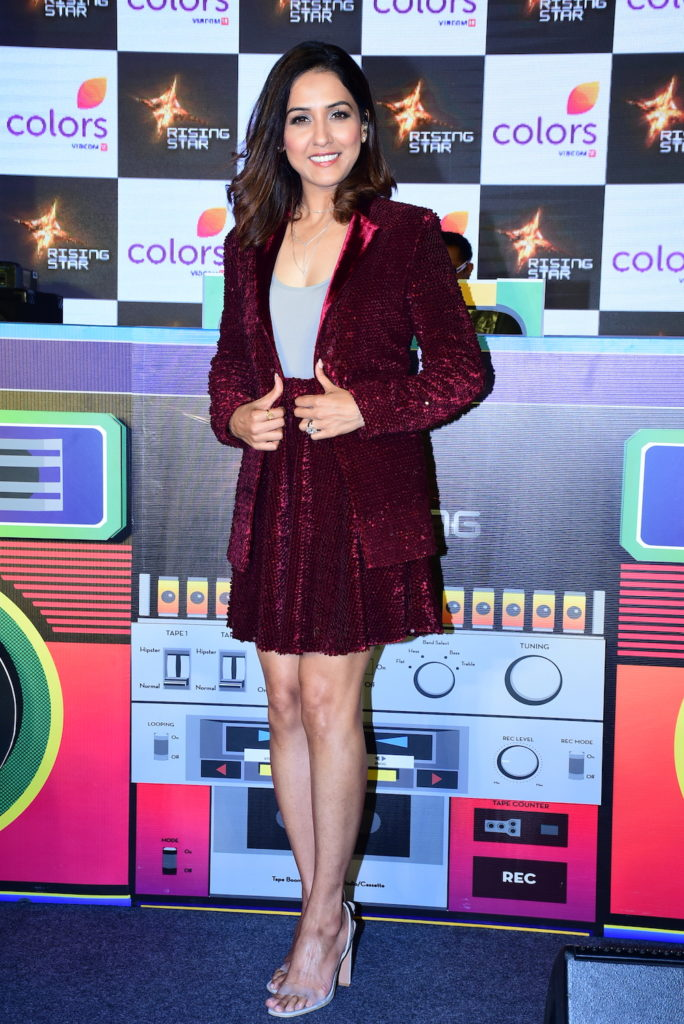 Launch of Colors' Rising Star 2