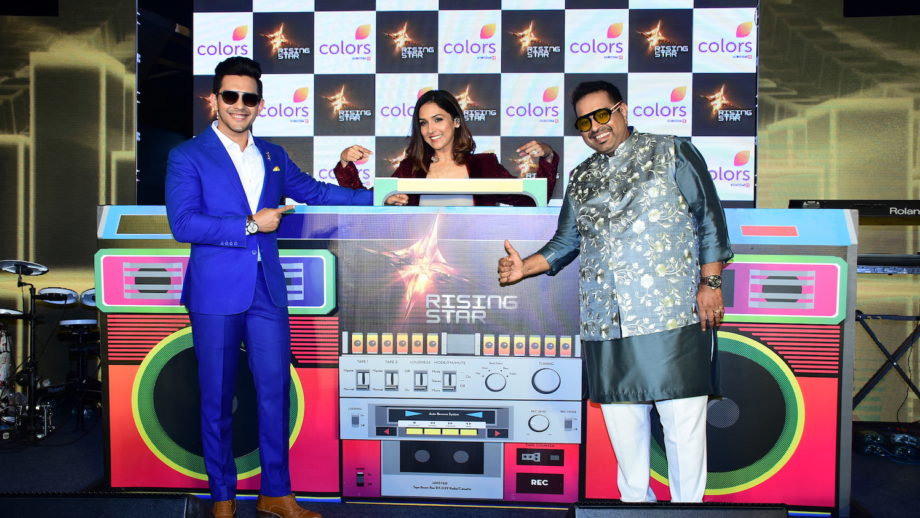 Launch of Colors' Rising Star 4