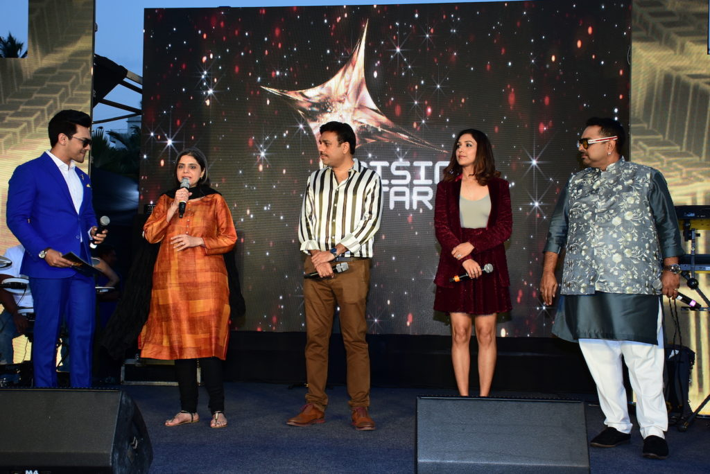 Launch of Colors' Rising Star 5