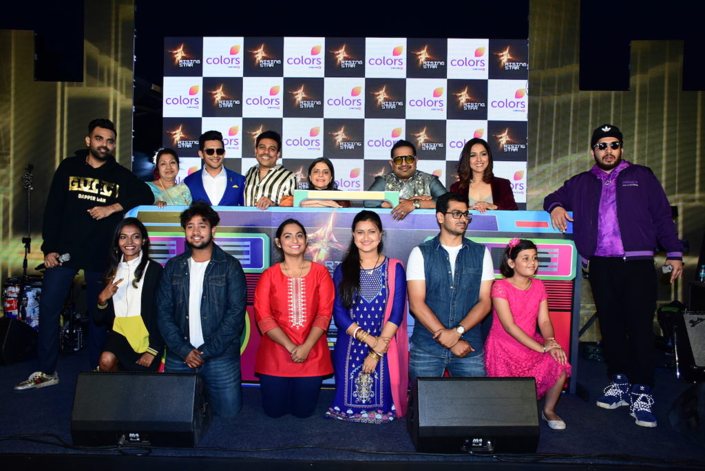 Launch of Colors' Rising Star 6