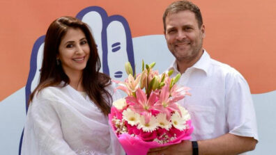 Lok Sabha Elections: Urmila Matondkar joins Congress
