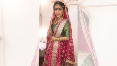 Manul Chudasama's wedding lehenga weighs 20 Kg in Ek Thi Rani Ek Tha Raavan