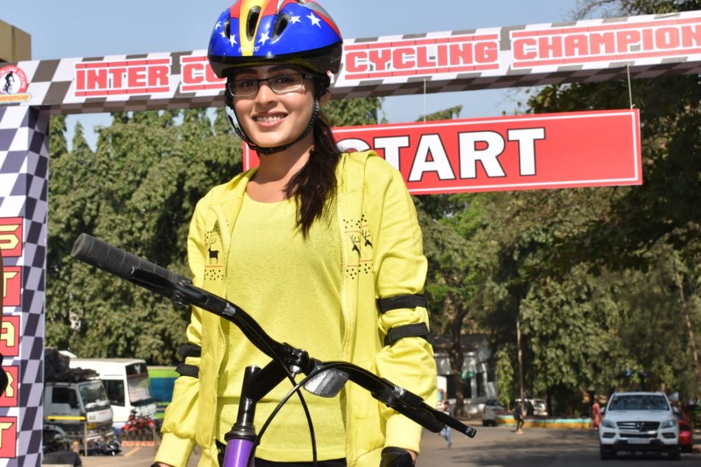 Mishti and Kuhu to be disqualified in the cycle race in Yeh Rishta Kya Kehlata Hai 1