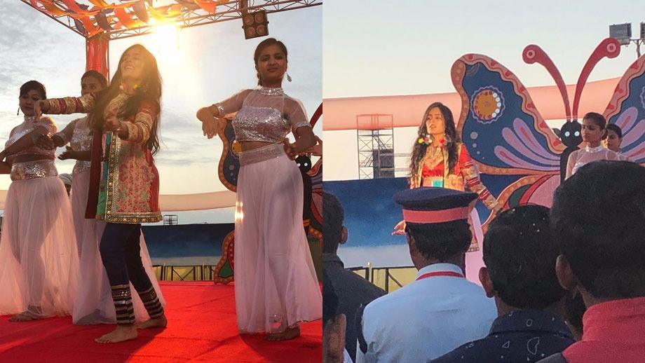 Mishti's dance performance in the Kutch Rann Utsav in Yeh Rishtey Hain Pyaar Ke