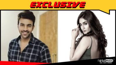 Mithil Jain and Antara Banerjee in &TV's Laal Ishq