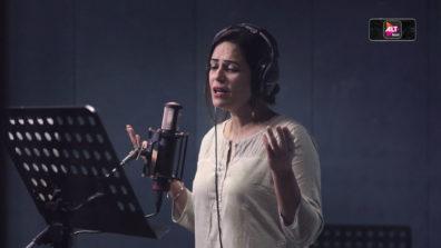Mona Singh croons an emotional Punjabi track from ALTBalaji's Kehne Ko Humsafar Hain 2