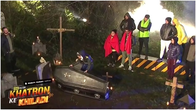 Most Entertaining Stunts Of Khatron Ke Khiladi Season 9 4