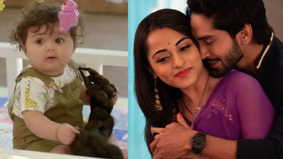 Munna to turn into a stone during his naming ceremony in Star Plus' Nazar