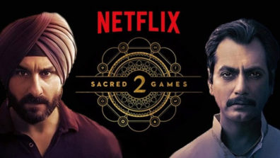Netflix India's tweet hints a big announcement about Sacred Games Season 2