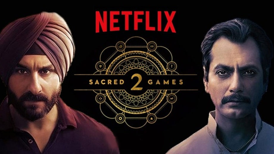Netflix India's tweet hints a big announcement about Sacred