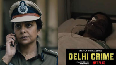 Netflix's Delhi Crime based on Nirbhaya's gruesome rape and murder case