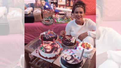 Nia Sharma completes 8 years in the industry!