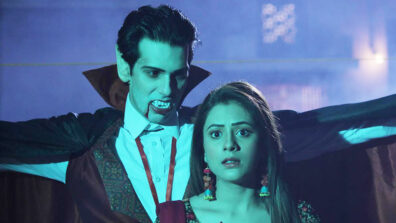 Pancham turns into a Dracula on SAB TV's Jijaji Chhat Per Hain