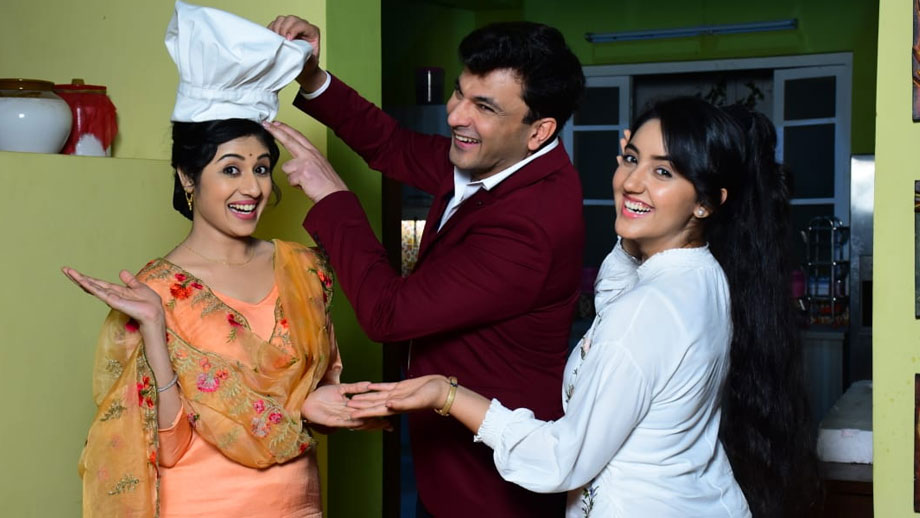 Patiala Babes get Americi Tadka with Chef Vikas Khanna