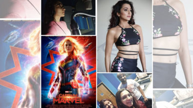 Pooja Kanwal is Captain Marvel