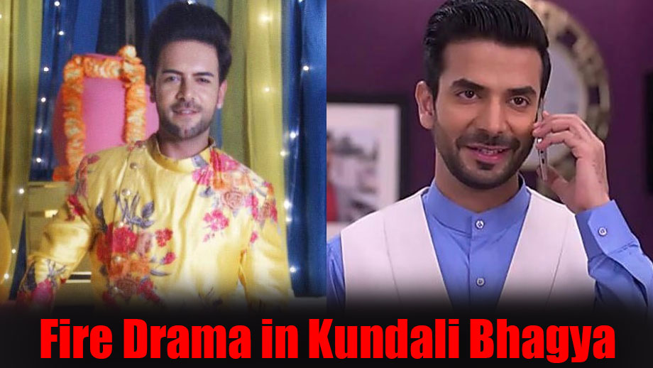 Prithvi's deadly plan to prove Rishabh as father of Sherlyn's child in Zee TV's Kundali Bhagya
