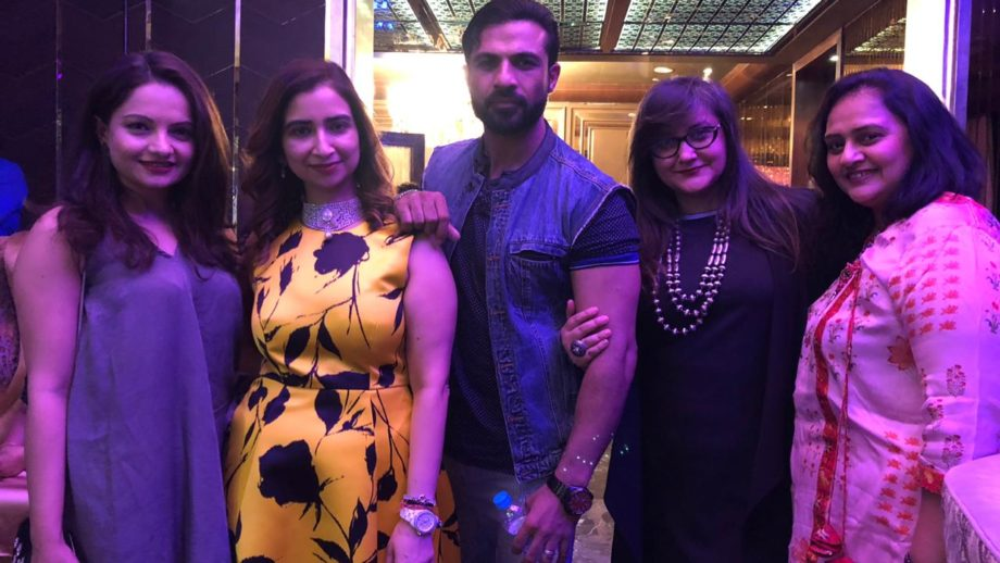 Producer Rashmi Sharma's birthday bash 2