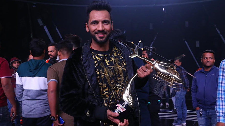 Punit Pathak wins Khatron Ke Khiladi Season 9 1
