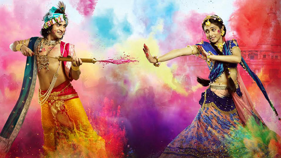 RadhaKrishn to reveal the significance behind the colourful festival Holi