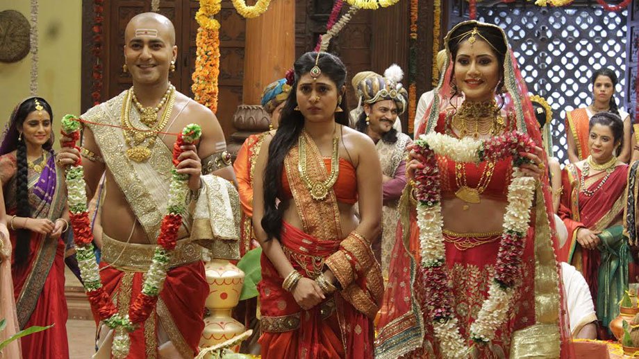 Rama's second marriage in SAB TV's Tenali Rama