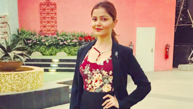 Respecting women and not trying to pull them down is the need of the hour, feels Rubina Dilaik on Women's Day
