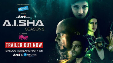 Review of A.I.SHA - Season 3: Sci-fi yes, but not the best it can be…