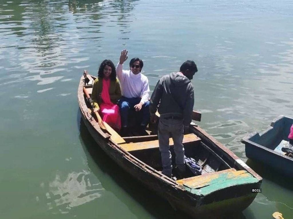 Romance in Ooty for Sameer and Naina in Yeh Un Dinon Ki Baat Hai 4