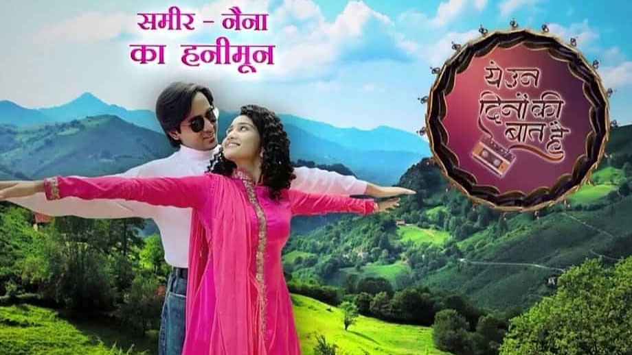 Romance in Ooty for Sameer and Naina in Yeh Un Dinon Ki Baat Hai 6