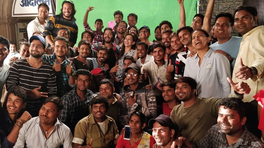 SAB TV's My Name Ijj Lakhan wraps up shoot; to end in April
