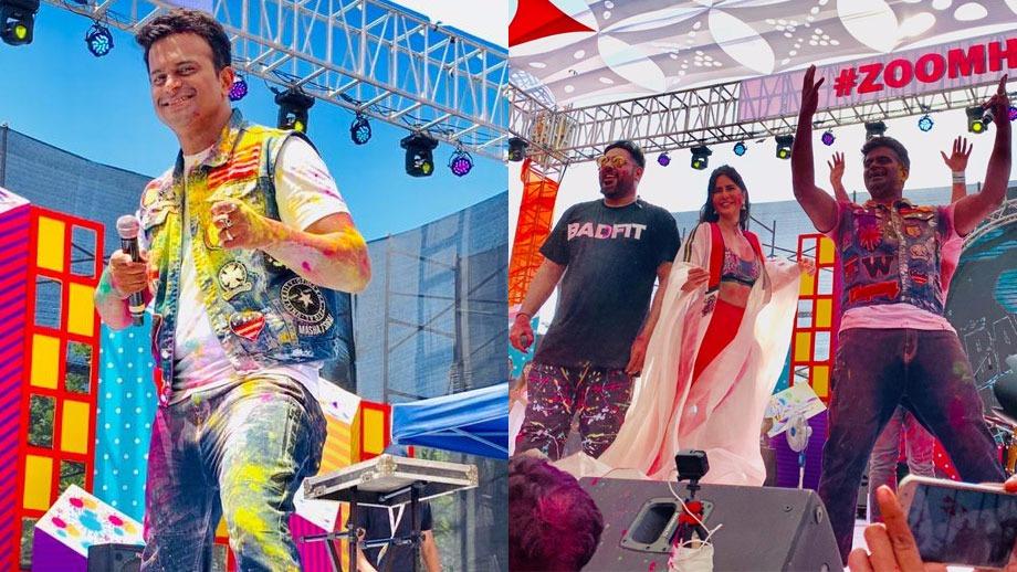 Sensational Siddharth Kannan rocks Zoom Holi Fest 2019 1