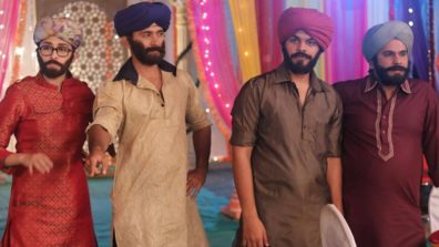Shaadi Ke Siyape: Aliens get into the new avatar of Sardars
