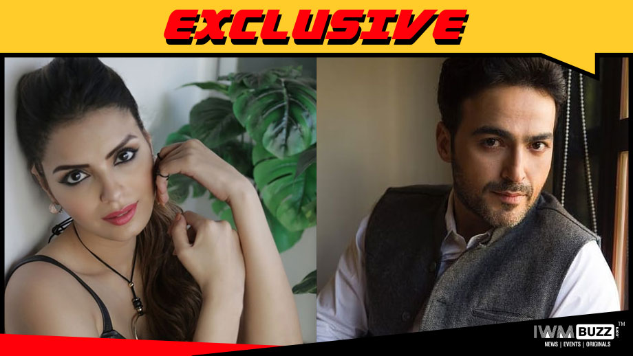 Sonali Raut and Ayaz Khan in ALTBalaji series, Boss – Baap of Special Services