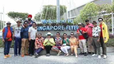 Taarak Mehta ka Ooltah Chashmah: Gokuldham Nivaasis have an experience of a lifetime in Singapore