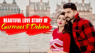 The Beautiful Love Story Of Indian Television Couple Gurmeet Choudhary And Debina Bonnerjee 6