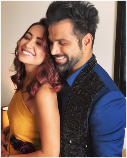 The Filmy Love Story of Television Sweethearts Asha Negi and Rithvik Dhanjani 2