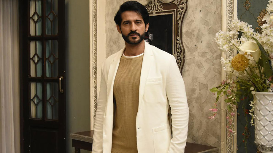 The idea is to break the 'good boy' image with my negative role in &TV's Daayan: Hiten Tejwani